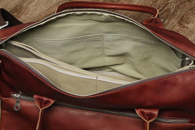 グローブレザー 3層式 ボストンバッグ メンズ ynm 209 小物ポケット