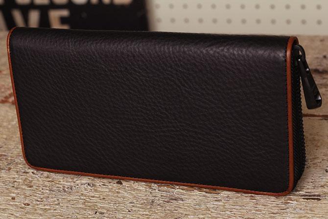 ラウンド財布 メンズ ミネルバボックス バギーポート zys 1300 ブラック