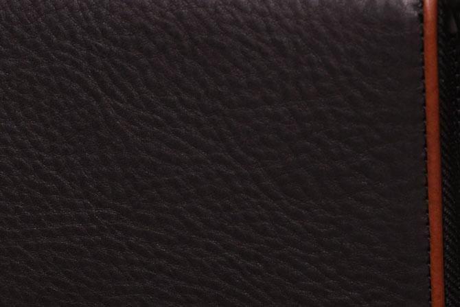 ラウンド財布 メンズ ミネルバボックス バギーポート zys 1300 ブラック素材アップ