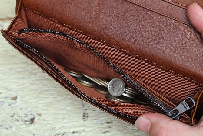 メンズ かぶせ束入れ 長財布 ミネルバボックス バギーポート zys 1301 小銭入れ