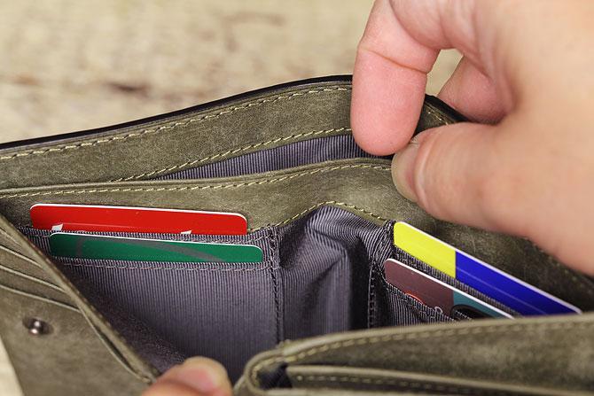 レザー 二つ折り財布 イタリアンレザー zys 2402 2層式収納