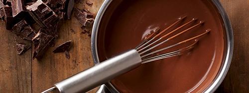 板チョコレートと「クーベルチュールチョコレート」の違い イメージ