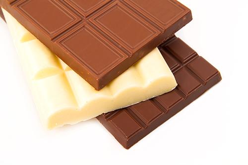 「クーベルチュールチョコレート」の種類 イメージ