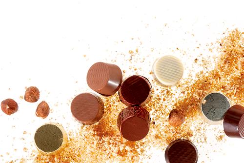 「クーベルチュールチョコレート」は製菓用のチョコレート イメージ