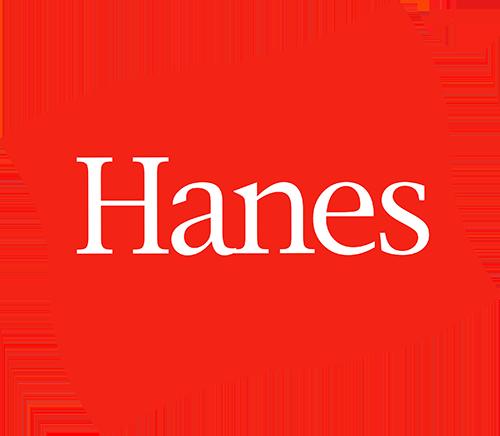 HANES ロゴ