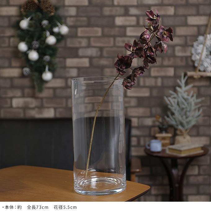 冬の造花 ブラッシュシンピジウム  造花 インテリア アレンジ フラワーアレンジメント クリスマス 飾り シンピジウム 季節 デコレーション フェイクグリーン フェイクフラワー カフェ 受付 玄関 おしゃれ