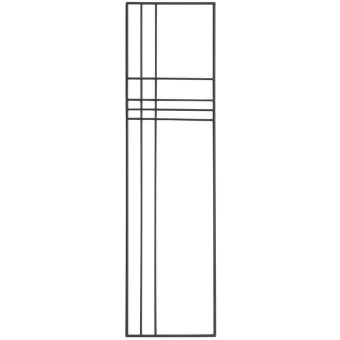 壁掛け アイアンワイヤー 短冊 格子  ワイヤー オブジェ 和風 日本 和室 アイアン かわいい 白 インテリア 飾り 装飾 ディスプレイ フラワーアレジメント 楽しく