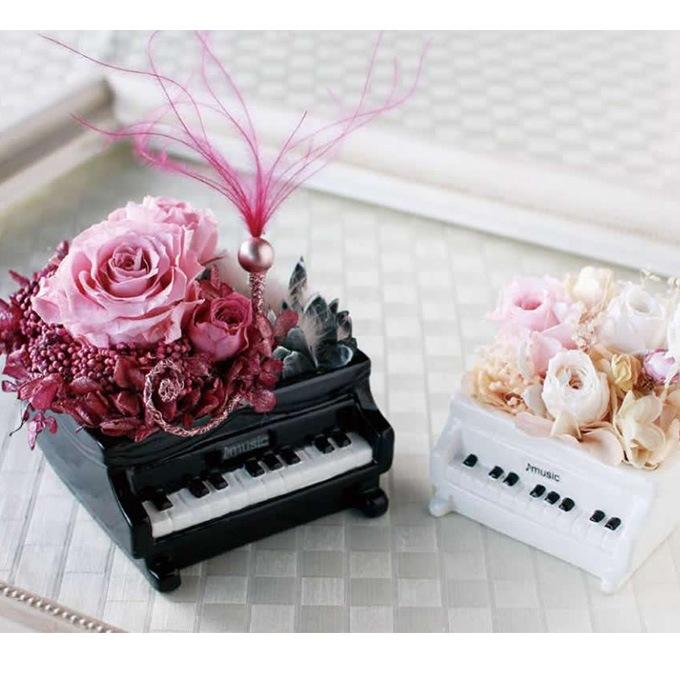 ミュージックポットリー グランドピアノ