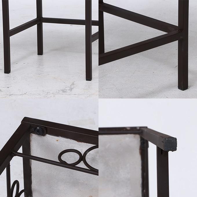 ガーデンネストテーブル  大中小3点セット