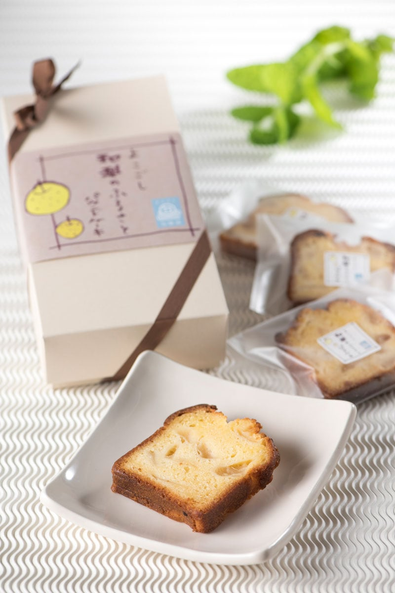 和梨のパウンドケーキ 5個入れ