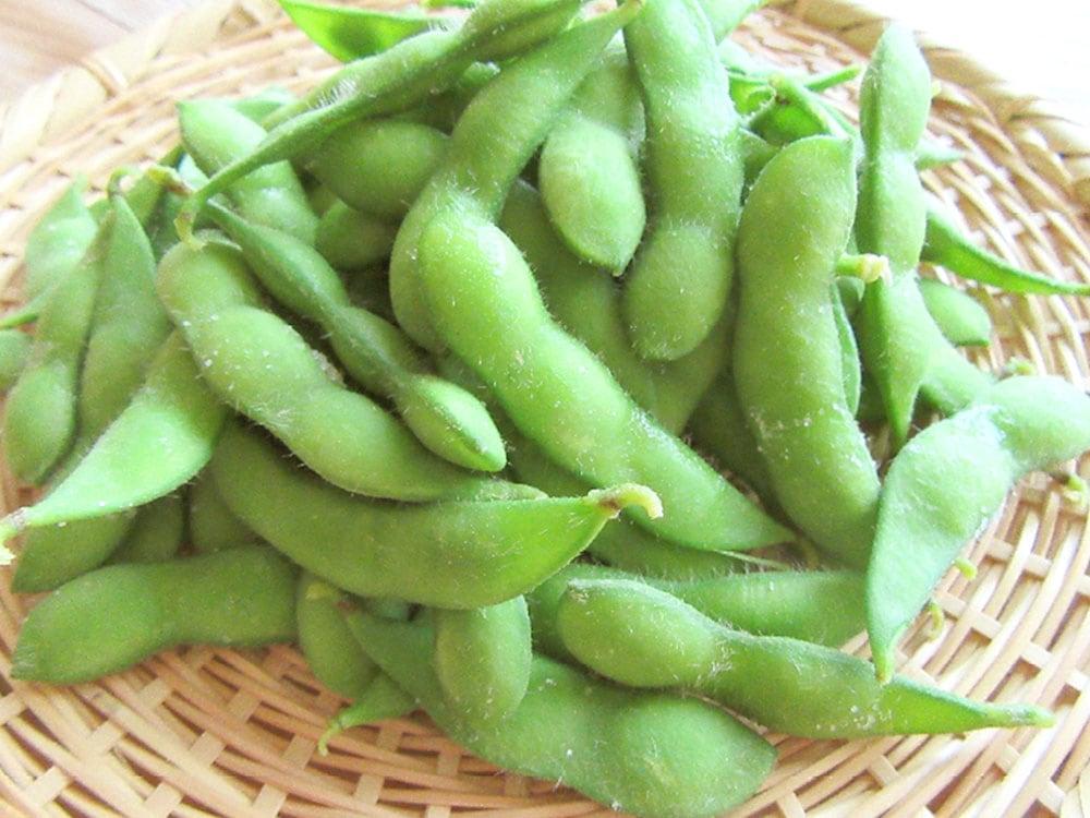 黒埼産 枝豆2kg