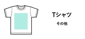 Tシャツその他