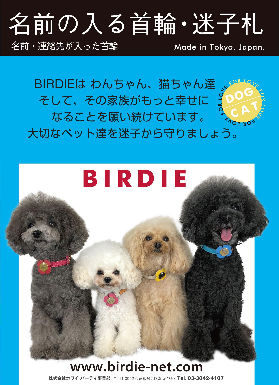 BIRDIE-IDカタログ2021SS