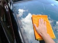 ボディーカバーはフロントガラスのシミ予防にも最適!