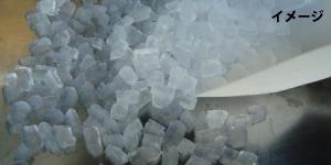 氷のイメー