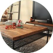 アンティーク家具の画像