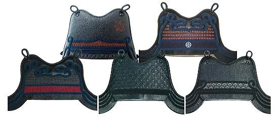 胴胸 デザイン例