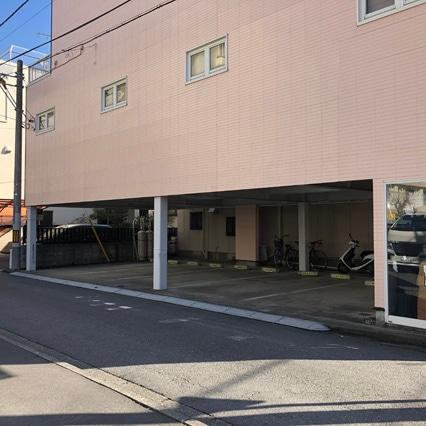 福田武道具 近郊図