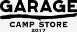 GARAGE CAMP STORE ロゴ