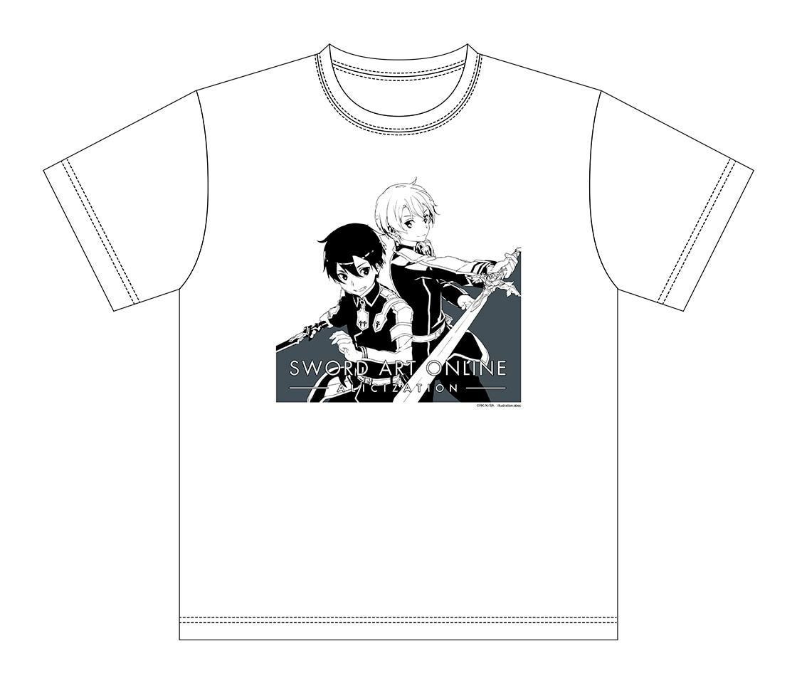 Tシャツ キリト&ユージオ
