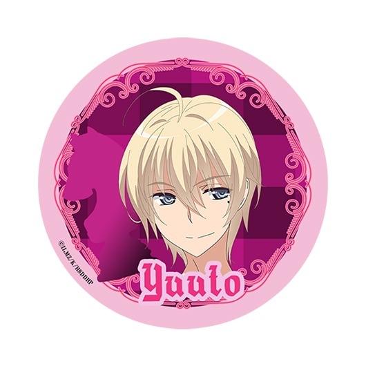 トレーディング缶バッジ(Yuuto)