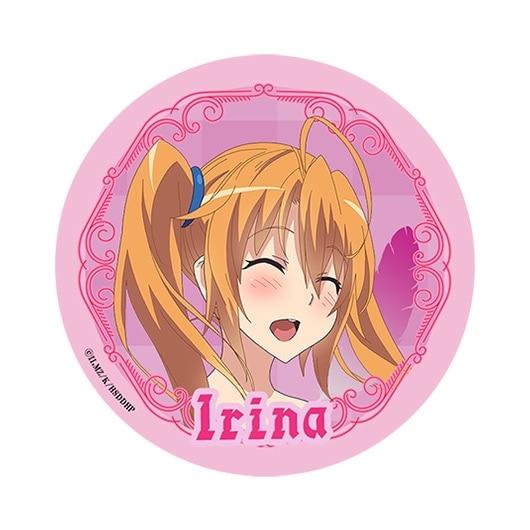 トレーディング缶バッジ(Irina)