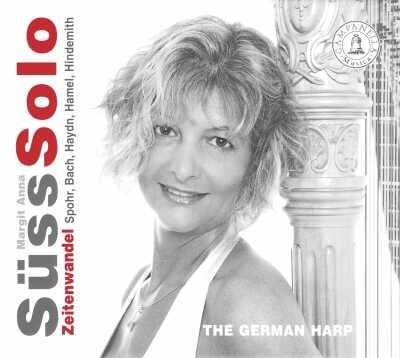 ドイツ人作曲家たちのハープ・ソロ作品集 / マルギット=アナ・シュース
