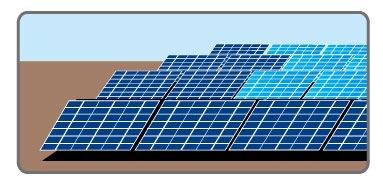 太陽光パネル利用イメージ