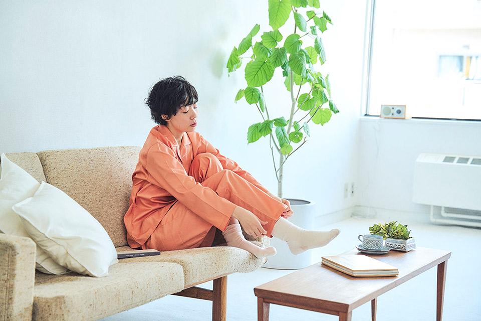 スムースシャインパジャマのイメージ