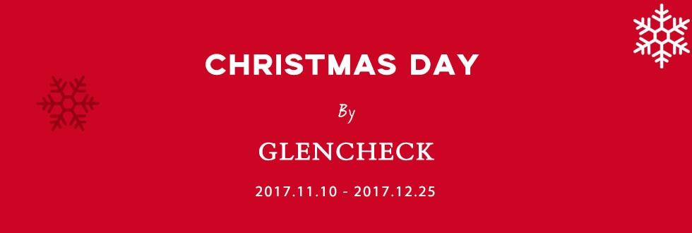 クリスマス グレンチェック
