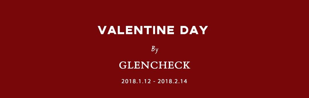 バレンタイン グレンチェック