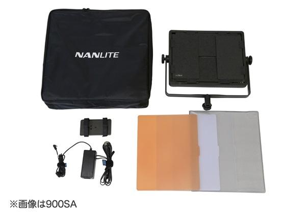 NANLITE 600SA付属品一覧