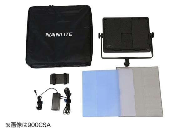NANLITE600CSA付属品一覧