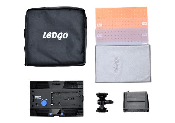 サンテックライト LG-B150II付属品一覧