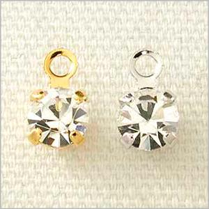 カン付ダイヤパーツ