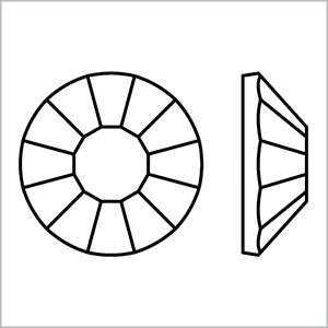 ラインストーンVIVA12