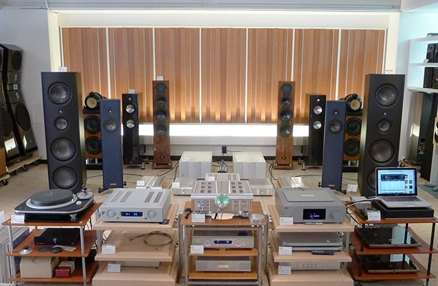 devialet400 with Magico S1