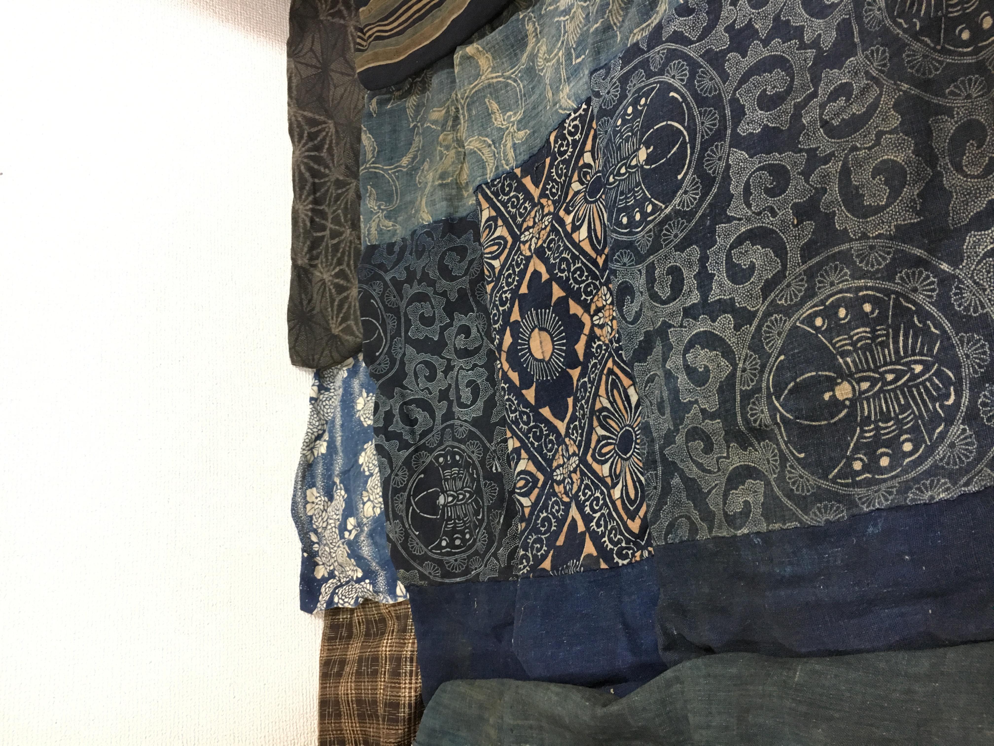 名古屋の藍染・型染・着物買取愛知県名古屋市