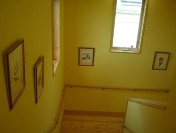 ドマーニ内部 階段2