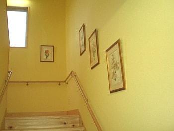 ドマーニ 階段部分