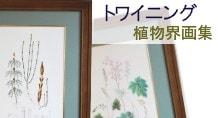 トワイニング 植物界画集