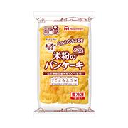米粉のパンケーキ メープル