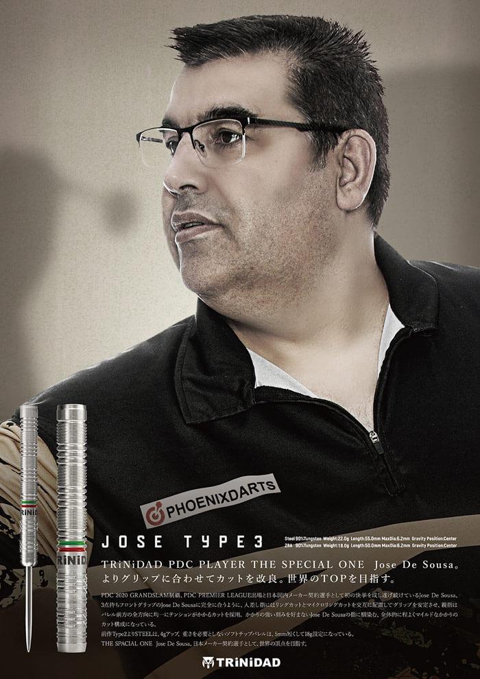 TRiNiDAD PRO Jose Type3