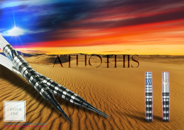 "A-FLOW CRYSTAL LINE ""ATHOTHIS""(アトティス)"