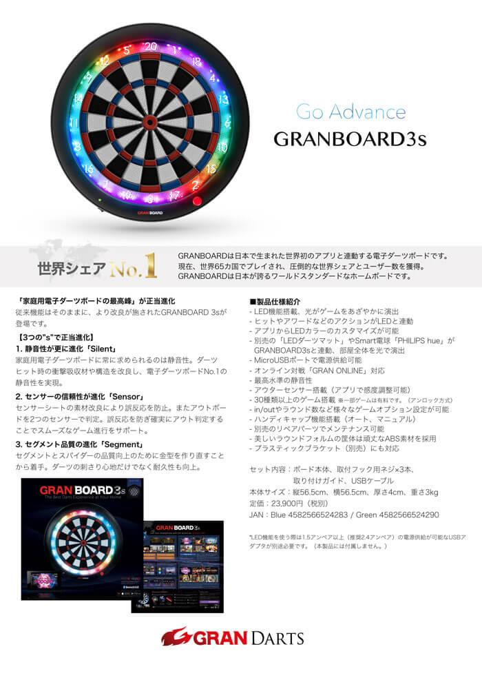 グランボード3S