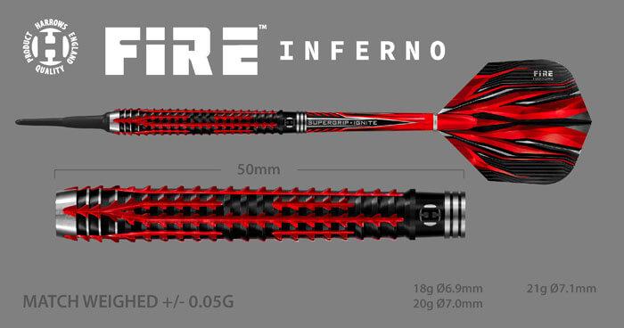 FIRE INFERNO (ファイア インフェルノ)