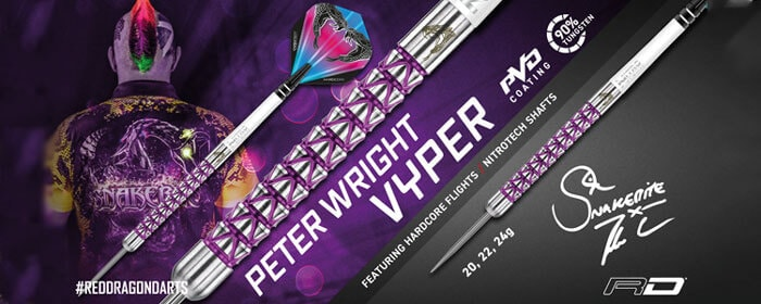 Peter Wright VYPER 24g ピーターライトヴァイパー