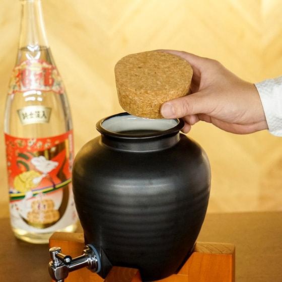 焼酎サーバー専用替え栓(コルク栓)