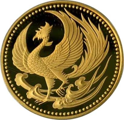 記念金貨10万円