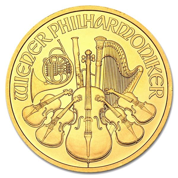 ウィーン金貨 表